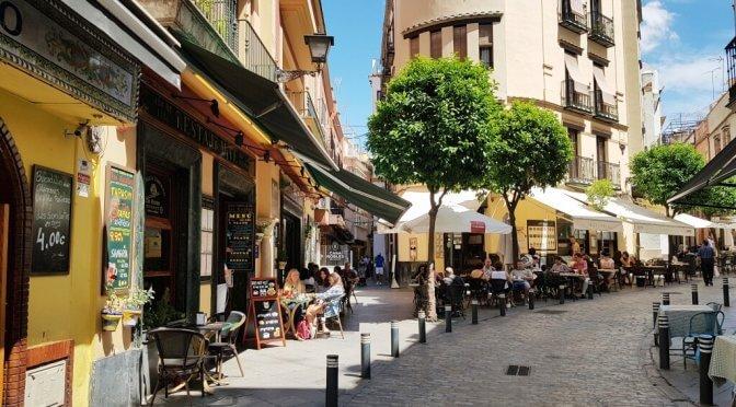 Tapas a Siviglia