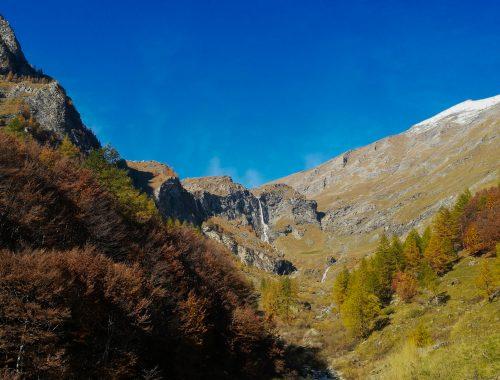 cascata di Massello