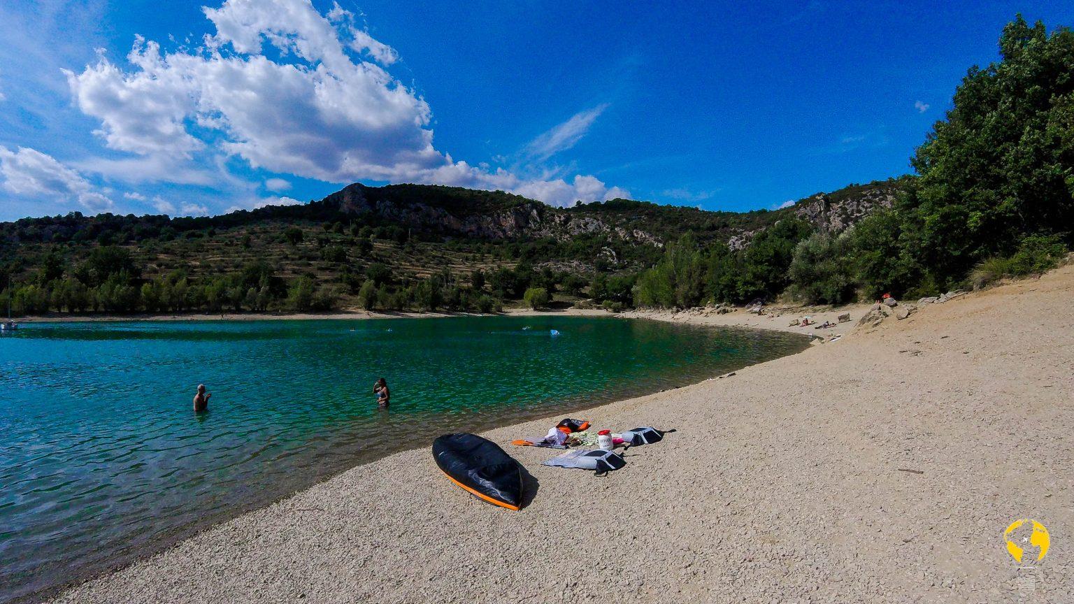 Lago Sainte-Croix