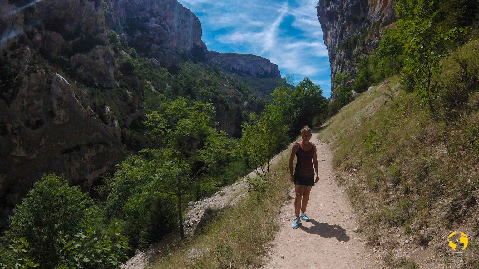 Sentiero Martel
