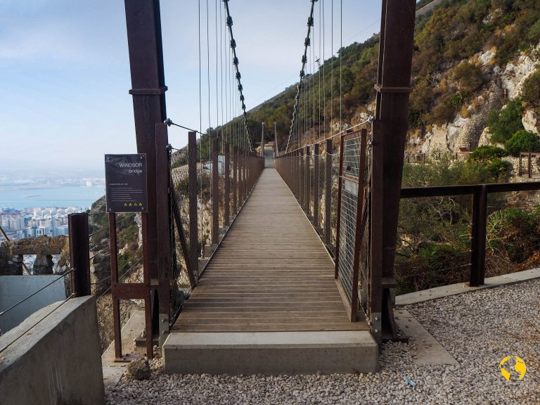 Windsor Bridge, Gibilterra