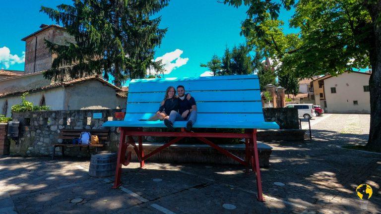 Big Bench a Dogliani