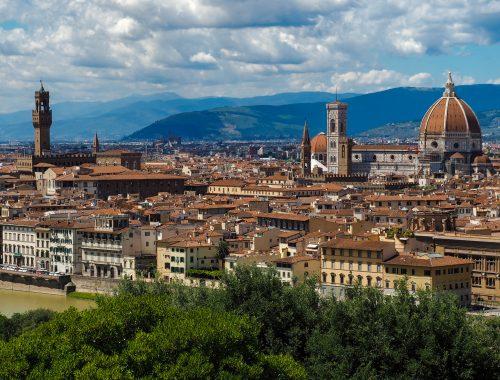 Firenze paesaggio