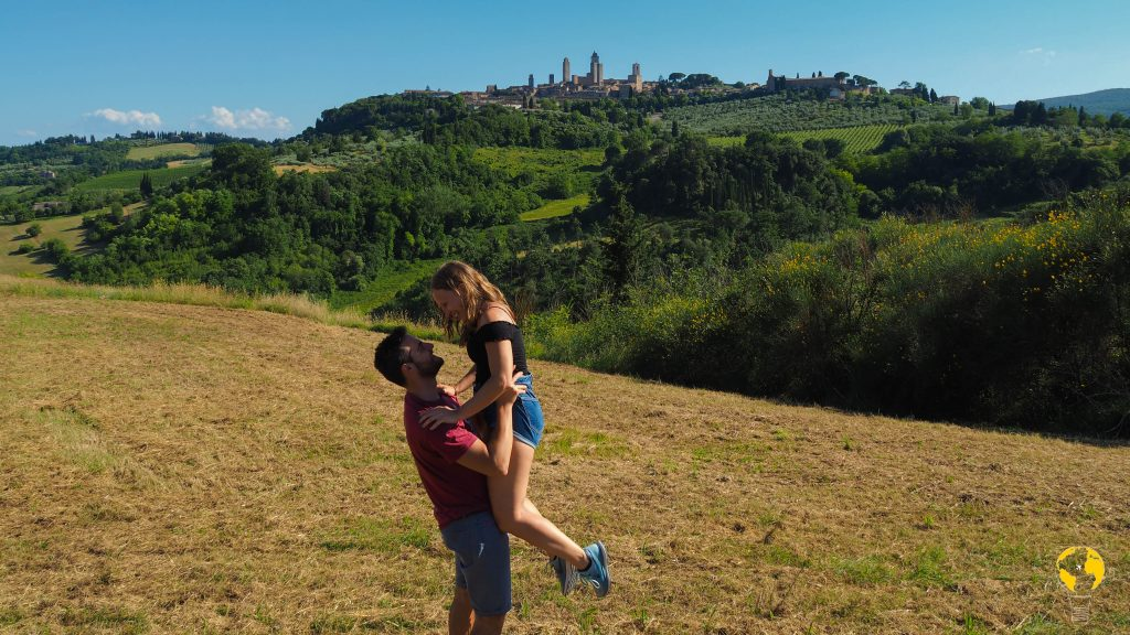 San Gimignano, Val d'Elsa