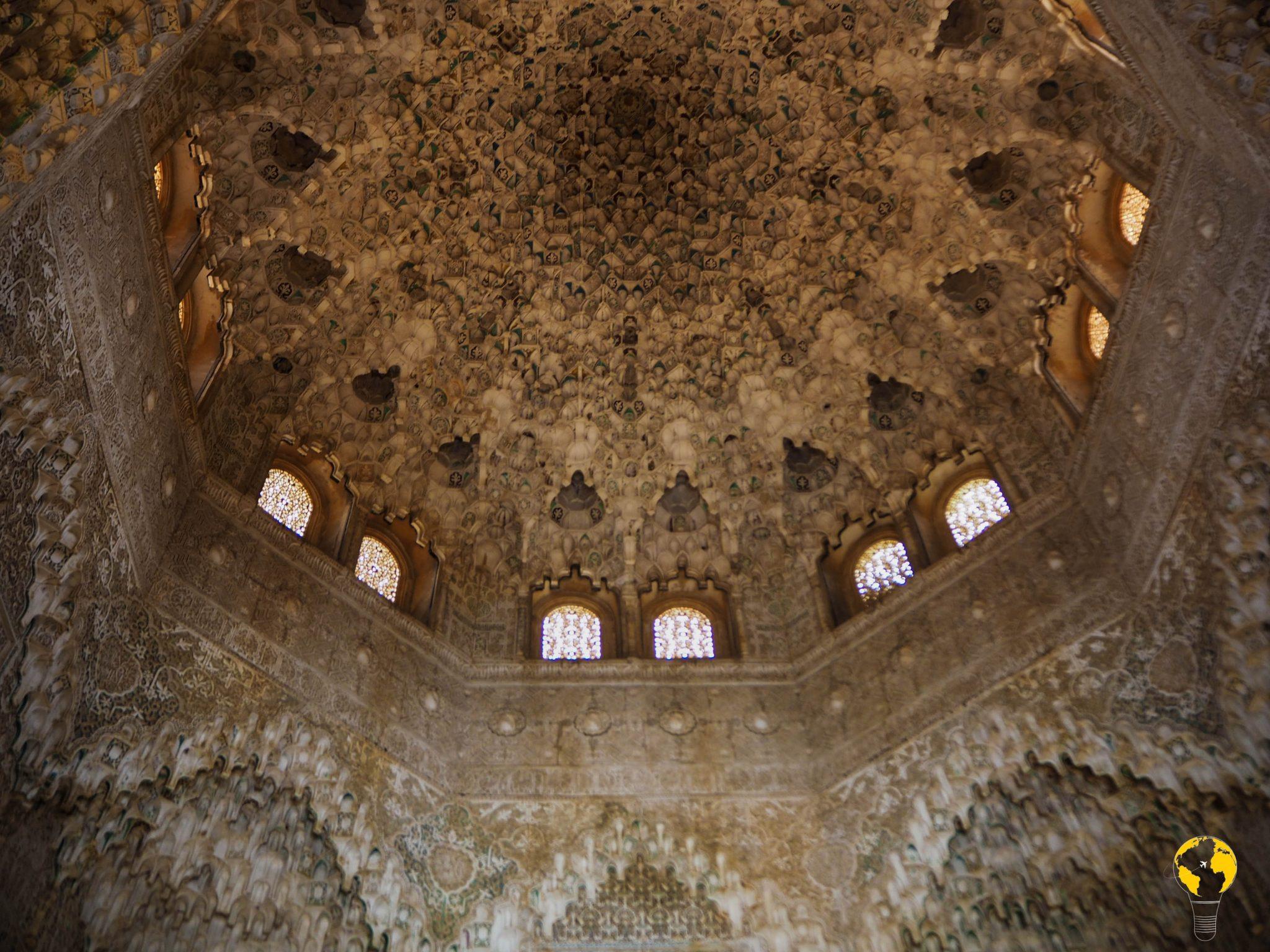 Sala de los Reyes, Alhambra