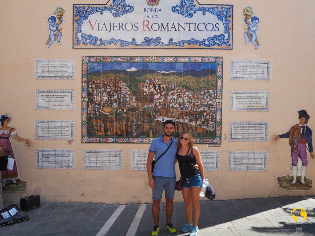 Viaggiatori Romantici, Ronda