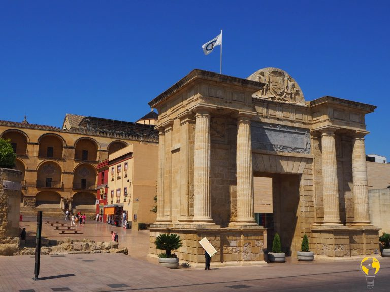 porta romana, Cordoba