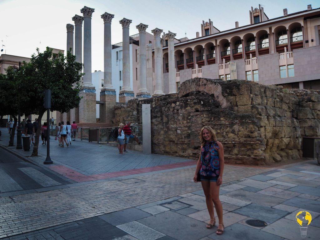 tempio romano di Cordoba