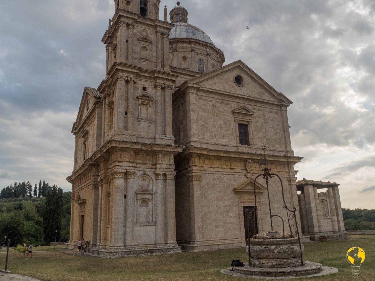 San Biagio, Montepulciano
