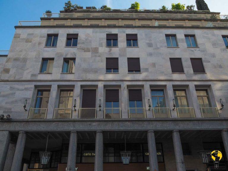 albergo Nazionale, Torino