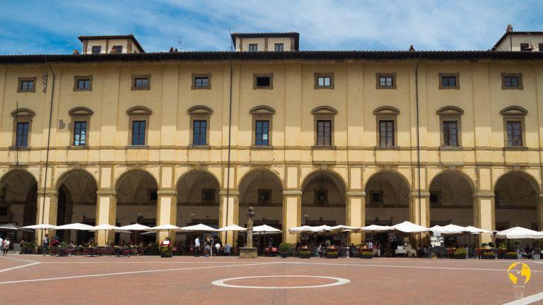 Arezzo, la vita è bella