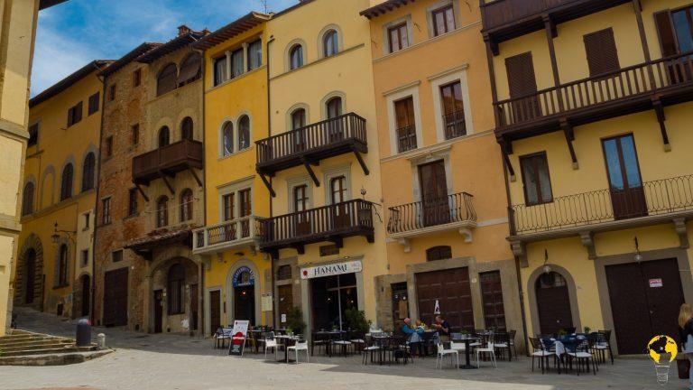 Arezzo la vita è bella
