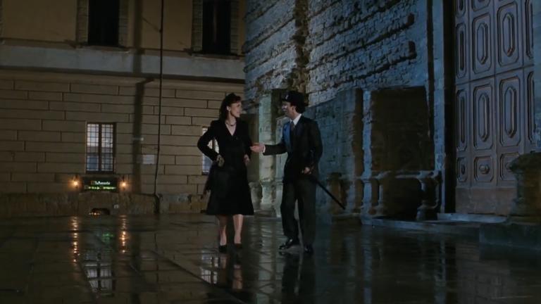 Basilica di San Francesco (fotogramma del film)
