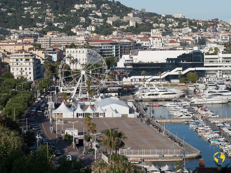 Suquet, centro di Cannes