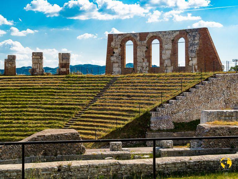 Anfiteatro Gubbio