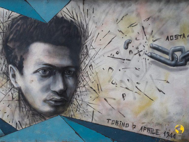 street art Torino
